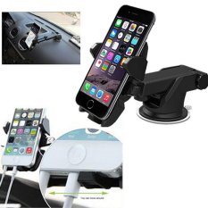 Where To Buy Universal 360°Rotation Automatic Locked Car Phone Holder Bracket Stand Windshield Mount For Gps Mobile Phone Holder Intl