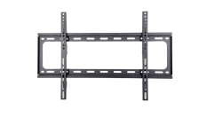 Deals For Universal Heavy Duty Low Profile Fixed Tv Wall Mount For 32 65 Tv Size W Bubble Level Max Support 35Kg