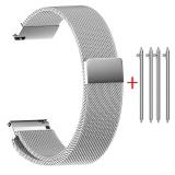 Universal Milanese Magnetic Loop Stainless Steel Watch Strap Bands 14Mm A Intl In Stock