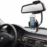 Where Can I Buy Universal Multi Function Mobile Phone Bracket Holder Fixed Car Rearview Mirror For Navigation Intl