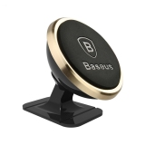 Sale Universal Rotating 360Degree Magnetic Car Mounts Dashboard Mount Handsfree Mobile Phone Gps Holder Gold Online China
