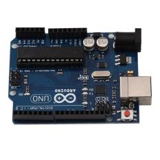 Uno R3 Atmeg A328p Atmeg A16u2 Bo Ard For Arduino Comp Atible+usb C Able - Intl By Electronicity.