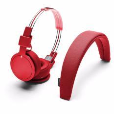 UrbanEars PLATTAN ADV On-Ear WIRELESS Headphones (Tomato)