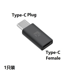 Sale Us Meenova Type C To Connector Type C Male To Female Type C 3 1 Online China