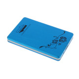 Usb 3 External 2 5Inch Sata Hard Disk Drive Ssd Enclosure Case Blue Price