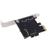 Lowest Price Usb 3 Pci E Pci Express Superspeed 2 Port 19 Pin Connector Low Profile Export