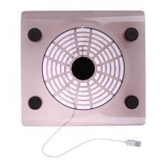 New USB Cooling Big Fan LED Light Cooler Pad For Laptop PC Notebook(Random) - intl