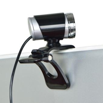 USB HD Webcam Web Cam Camera for Computer PC Laptop Desktop