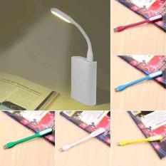 USB Light Mini LED Lamp Bendable Portable For Laptop PC Computer - intl