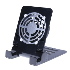 USB Powered Cooling Fan Stand Holder Bracket Cooler  Switch - intl(Black Not Specified)