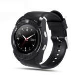 V8 Smart Watch Clock With Sim Tf Card Slot Bluetooth For Android And Ios Intl Lower Price