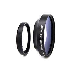 Vakind 62Mm 43X Wide Angle Macro Conversion Lens For Dslr Camera Dc Black Intl Sale