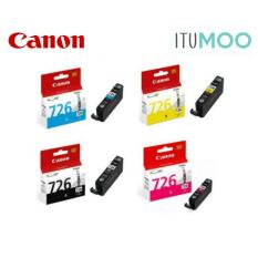 List Price Value Pack Original Canon Cli 726 Black Cyan Yellow Magenta Ink Cartridge For Canon Pixma Mx897 Ip4870 Ip4970 Mg5370 Mx886 Mg5170 Mg5270 Ix6560 Mg6270 Mg8270 Mg6170 Mg8170 Canon