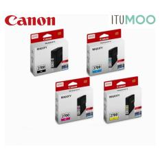 Lowest Price Value Pack Original Canon Pgi 2700 For Canon Maxify Ib4070 Mb5070 Mb5370 Printer Black And Color