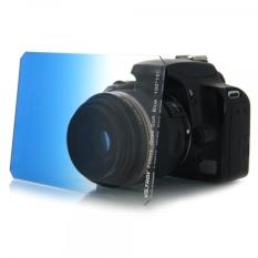 Latest Viltrox Square 100 X 150Mm Gradient Camera Lens Filter Blue
