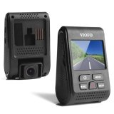 Price Viofo A119 1440P 160 Degree Wide Angle Car Dvr Black Intl China