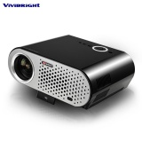 Store Vivibright Gp90 Video Projector Home Theater 3200 Lumens 1280 X 800 Support 1080P Intl Vivibright On China