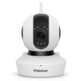 Price Comparison For Vstarcam C23S H 264 1080P Full Hd Wireless Wifi Motion Detection Ir Hemispherical Ip Camera Us Plug White