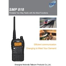 Cheaper Walkie Talkie Smp818 With Screen