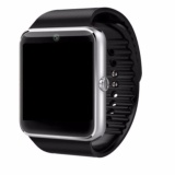 Sale Watch Gt08 Bluetooth And Nfc Connectivity Smart Watch Black Intl