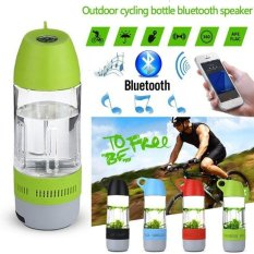 Buy 2 In 1 Water Bottle Wireless Bluetooth Speakers Outdoor Indoor Portable Waterproof Bike Riding Rechargeable Speaker With Tf Usb Cable Compass Water Cup Online China