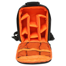 Wholesale Waterproof Backpack Dslr Slr Camera Lens Case Bag Rucksack For Canon Nikon Sony Black Intl