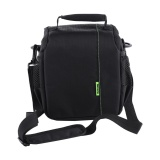 Get The Best Price For Waterproof Padded Shockproof Camera Shoulder Bag Green Intl