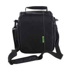 Cheapest Waterproof Padded Shockproof Camera Shoulder Bag Green Intl Online