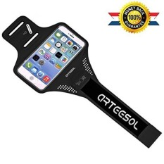 Review Waterproof Running Armband Arteesol Cell Phone Holder 4 5 8 With Fingerprint Touch For Iphone X 8 7 6 Plus 5 Galaxy S8 Lg Moto Phone Pouch Screen Protector For Workout Fitness Black Intl South Korea