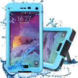 Low Price Waterproof Shockproof Dirtproof Case Cover Stand For Samsung Galaxy Note 4 N9100
