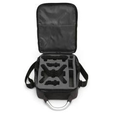 Compare Waterproof Single Shoulder Bacpack Handheld Storage Box Carry Bag For Dji Spark Black Liner Intl