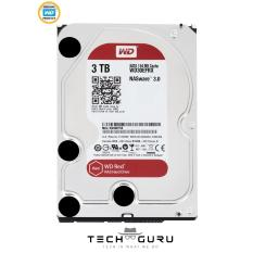 Wd 3 5 Int Hdd 3 Tb Red Deal