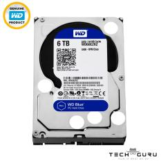 Purchase Wd 3 5 Int Hdd 6 Tb Blue