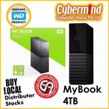 Discounted Wd My Book 4Tb External Usb3 Hard Drive Hdd Desktop Hdd