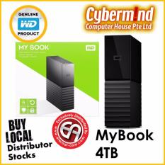 Price Comparisons For Wd My Book 4Tb External Usb3 Hard Drive Hdd Desktop Hdd