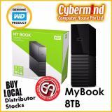 Sale Wd My Book 8Tb External Usb3 Hard Drive Hdd Desktop Hdd Online On Singapore