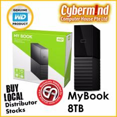 Compare Prices For Wd My Book 8Tb External Usb3 Hard Drive Hdd Desktop Hdd