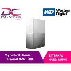 WD My Cloud 4TB Home Personal Cloud Storage Singapore