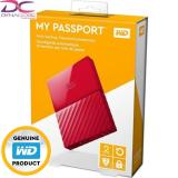 Review Wd My Passport 2Tb Portable Hard Drive Red 3Yrs Local Warranty Singapore