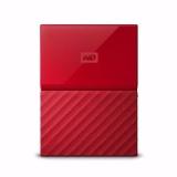 Wd My Passport Portable Storage 1Tb Red Best Price