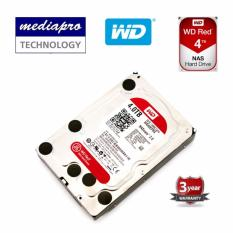 Wd Red 4Tb Nas 3 5 Internal Hard Disk Discount Code