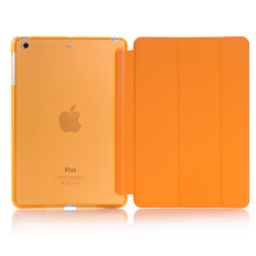 Cheap Welink 2 In 1 Ipad Air Ipad 5 Case Tempered Glass Ultra Slim Smart Cover Pu Leather Case For Apple Ipad Air Ipad 5 Case Orange Export Intl Online