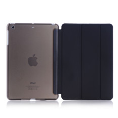 Best Reviews Of Welink 2 In 1 Ipad Mini 1 2 3 Case Tempered Glass Ultra Slim Smart Cover Pu Leather Case For Apple Ipad Mini 1 2 3 Case Black