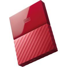 Wholesale Western Digital 4Tb My Passport External Hdd Red Wd 4 Tb Ext Harddisk Hard Disk Portable Usb 3 Mypassport