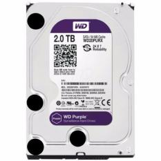 Discount Western Digital Purple 2 Tb 3 5 Wd20Purx Singapore