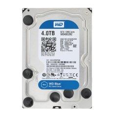 Buy Cheap Western Digital Wd Blue 4Tb Desktop Hdd Internal Hard Disk Drive 5400 Rpm Sata 6Gb S 64Mb Cache 3 5 Inch Wd40Ezrz Intl