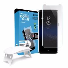 Best Rated For Galaxy S8 Whitestone Dome Screen Tempered Glass