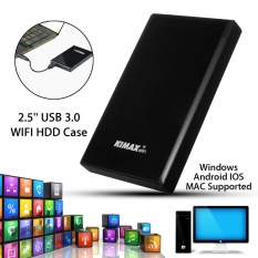 Get The Best Price For Wireless 2 5 Usb 3 Wifi Sata Hdd Case Hard Drive Router Repeater Enclosure Intl