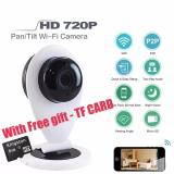 How To Get Wireless 720P Hd Mini Wifi Ip Camera Smart P2P Baby Monitor Network Cctv Security Camera Home Protection Mobile Remote Cam