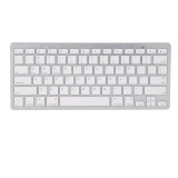 Buy Wireless Bluetooth 3 Keyboard For Apple Ipad 2 3 4 Air 1 2 Mini White Intl Online